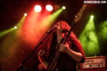 The Magic Numbers en Bikini Barcelona
