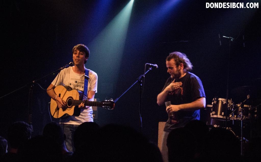 El Niño de la Hipoteca con Pep Mirambell en Music Hall Barcelona