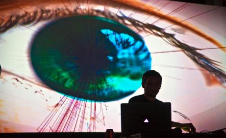 Mira Festival 2014 Max Cooper presents Emergence
