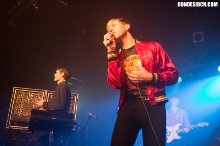 THE DRUMS - Razzmatazz - Barcelona