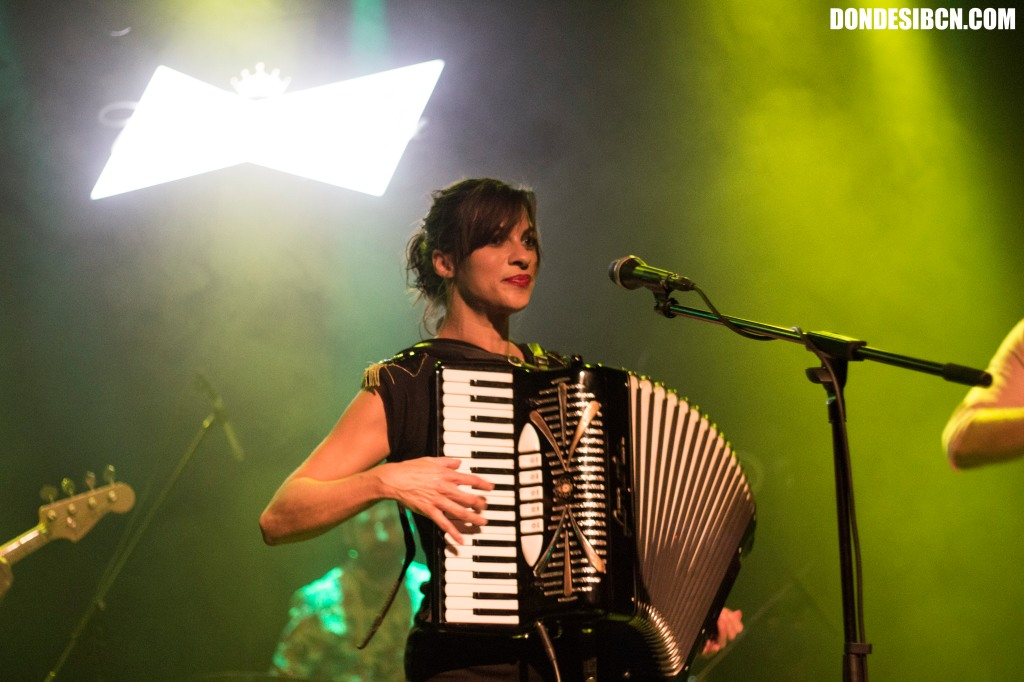 MOLOTOV JUKEBOX - Music Hall - Barcelona