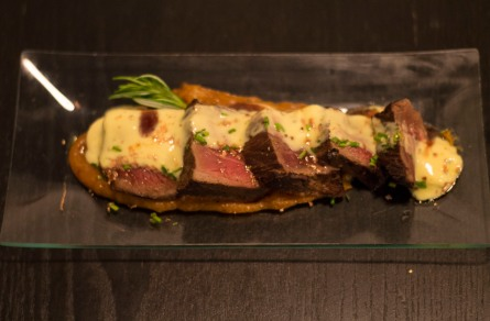 Tataki de buey con mostaza - PAN&OLI - #dondesibcn