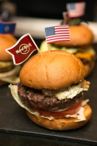 World Burger Tour by Hard Rock Cafe #dondesibcn