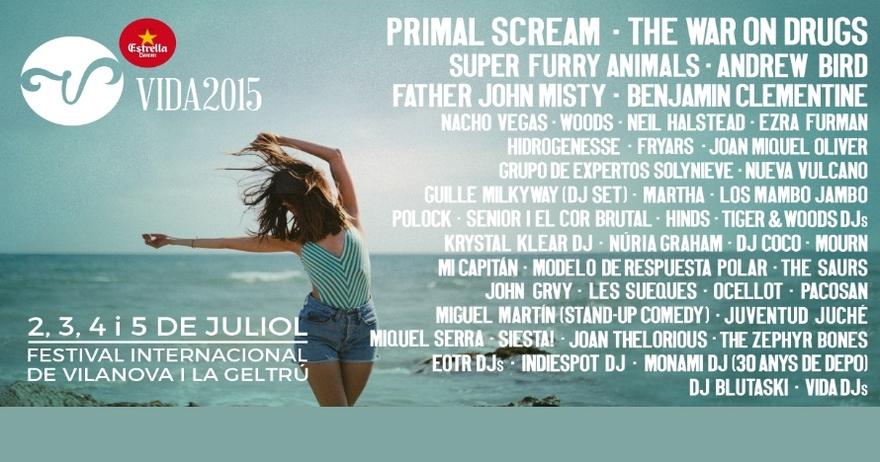 VIDA FESTIVAL @dondesibcn