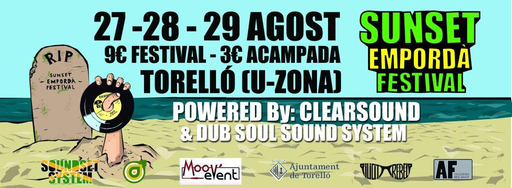 Sunset Empordà Festival #dondesibcn
